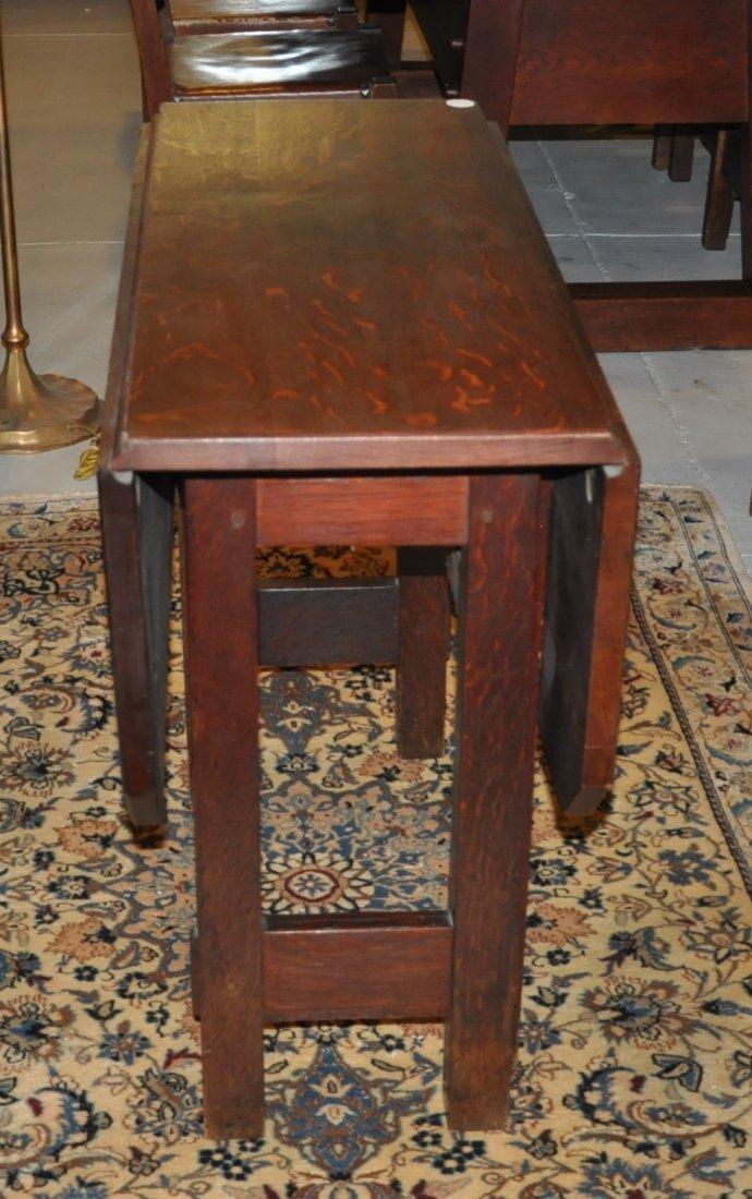 Gustav Stickley table - 3