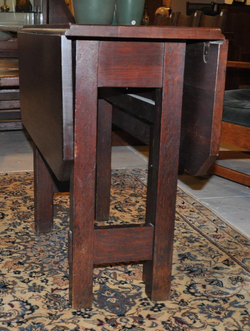 Gustav Stickley table - 4