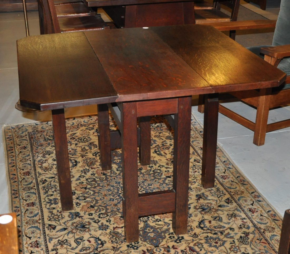 Gustav Stickley table - 5