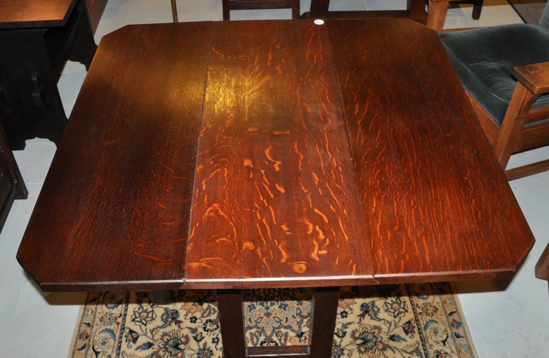Gustav Stickley table - 6
