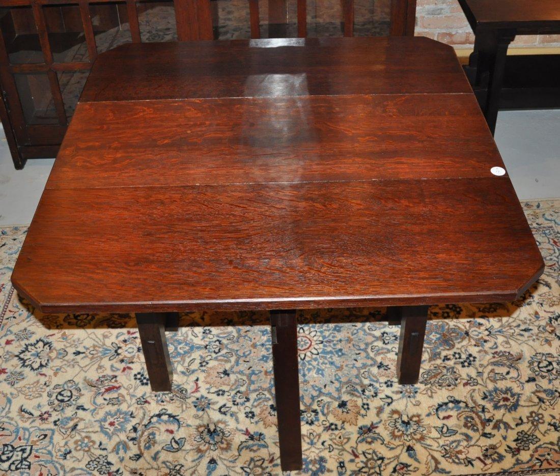 Gustav Stickley table - 7
