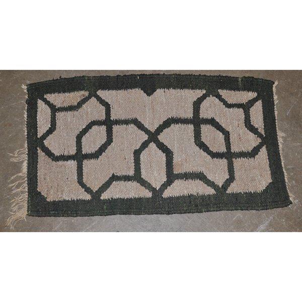 Gustav Stickley drugget rug - 2