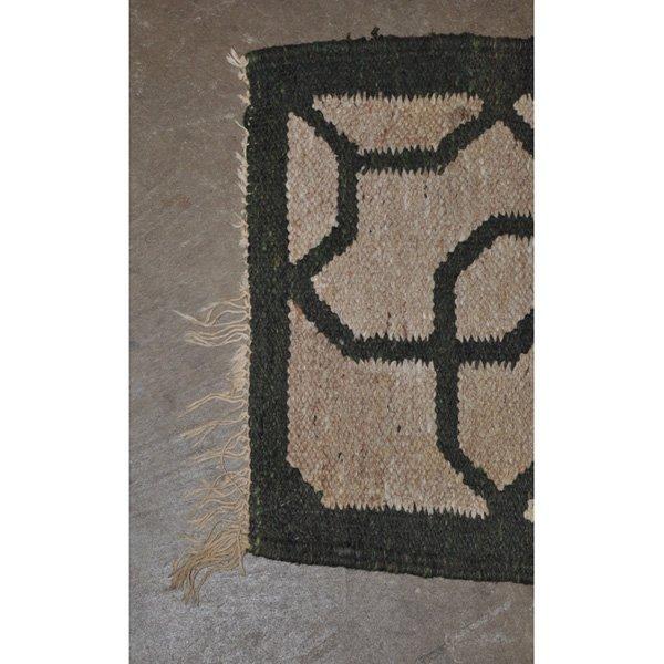 Gustav Stickley drugget rug - 3