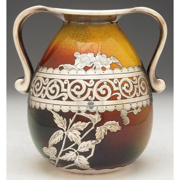 Rookwood vase Mary Perkins #607C