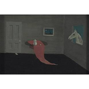 Gertrude Abercrombie Surrealist Kitchen