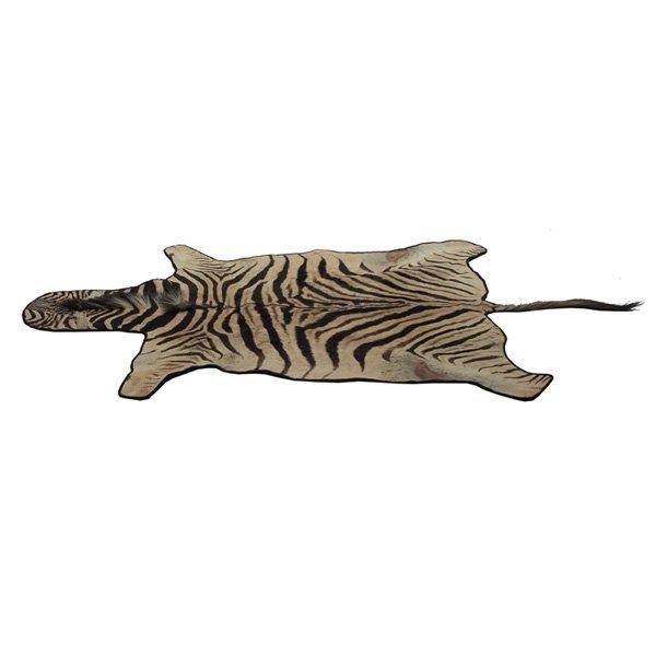 Burchell's Zebra rug
