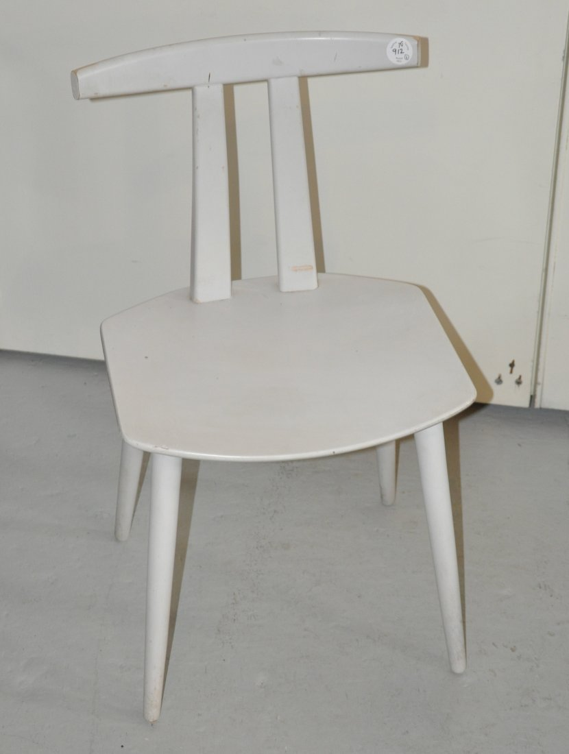 Folke Palsson dining chairs F.D.B. Mobler - 2
