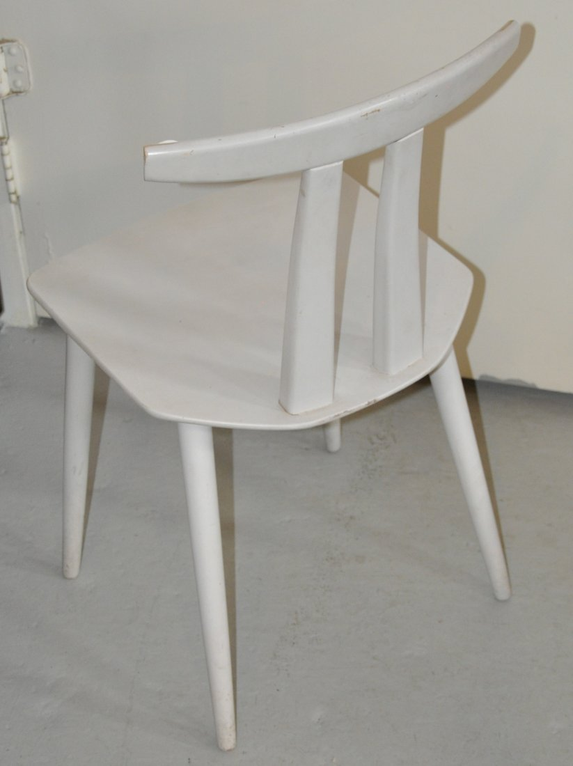 Folke Palsson dining chairs F.D.B. Mobler - 3