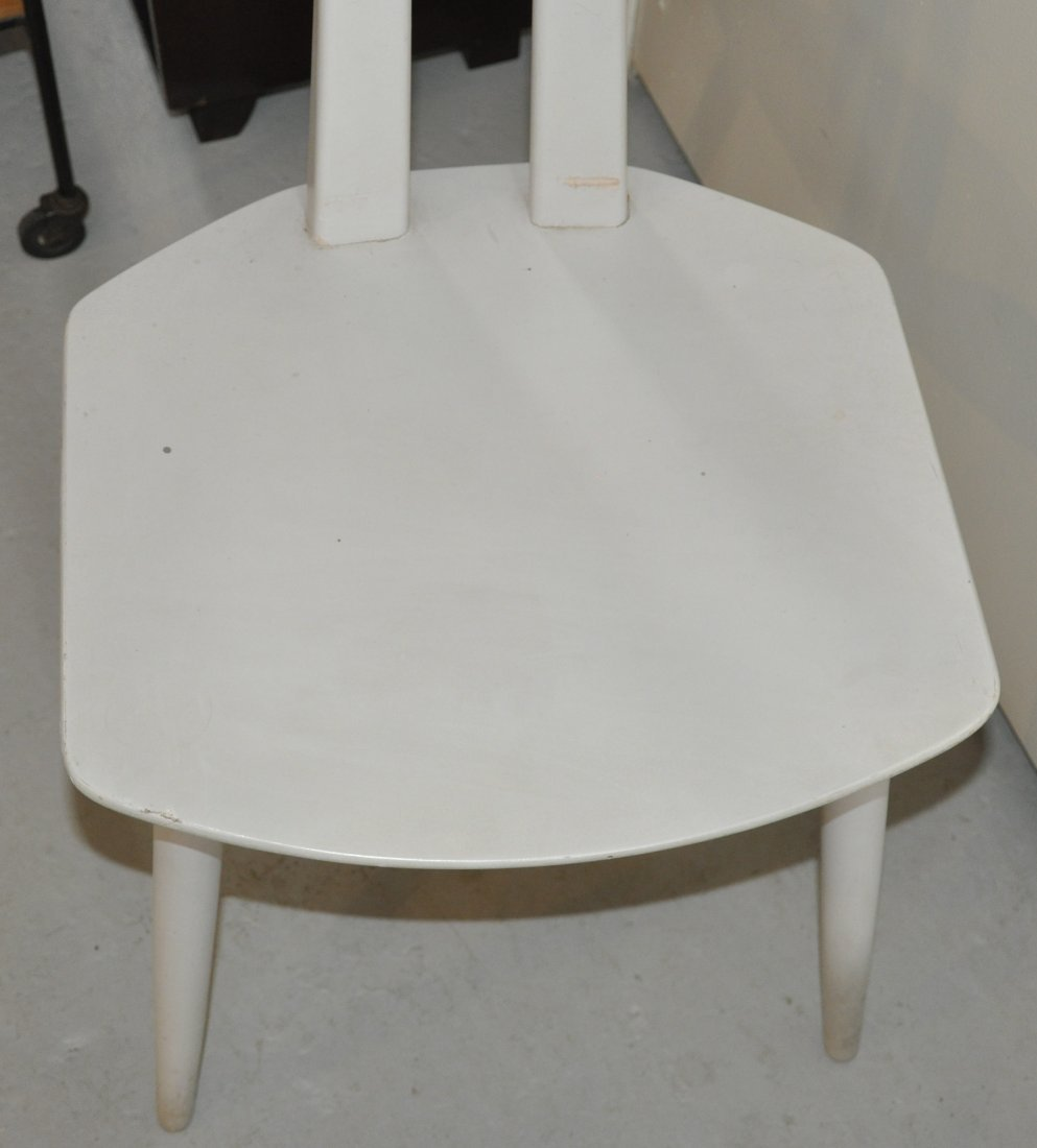 Folke Palsson dining chairs F.D.B. Mobler - 4