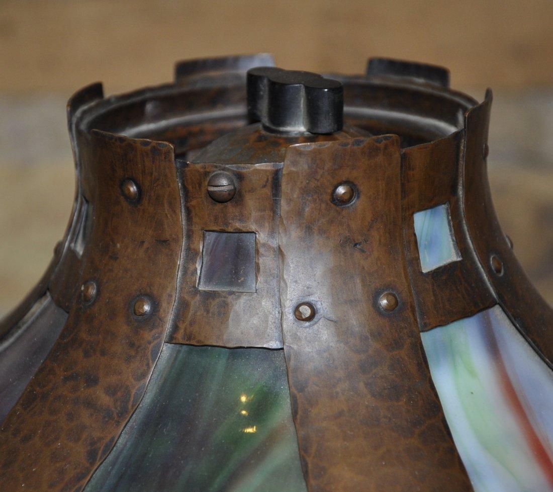 Gustav Stickley table lamp, 625 - 6