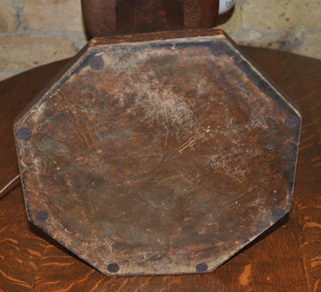 Gustav Stickley table lamp, 625 - 9