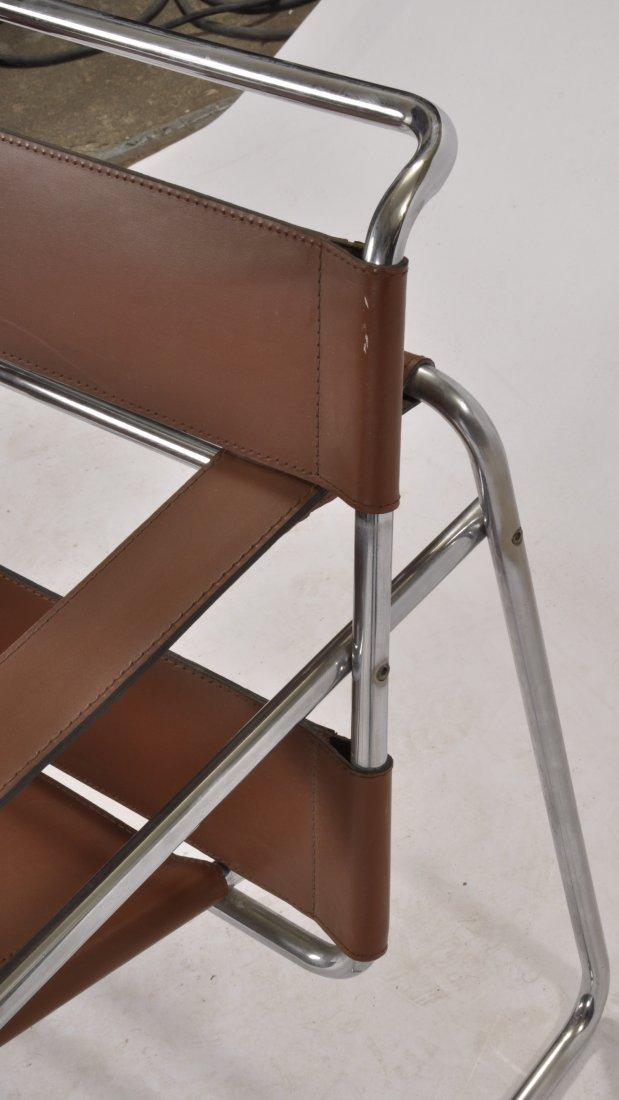 Marcel Breuer Wassily chairs, Stendig - 10