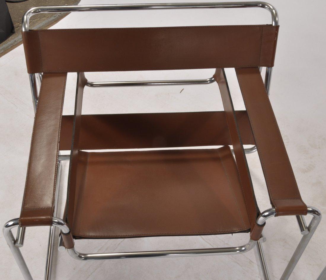 Marcel Breuer Wassily chairs, Stendig - 2