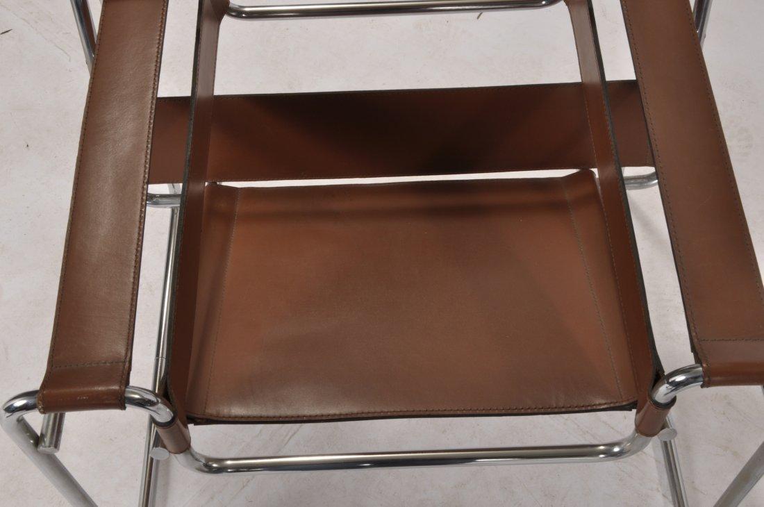 Marcel Breuer Wassily chairs, Stendig - 3