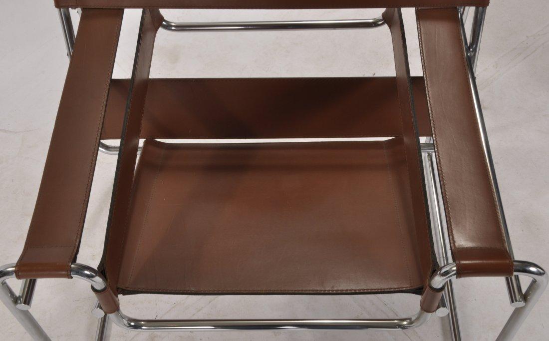 Marcel Breuer Wassily chairs, Stendig - 4