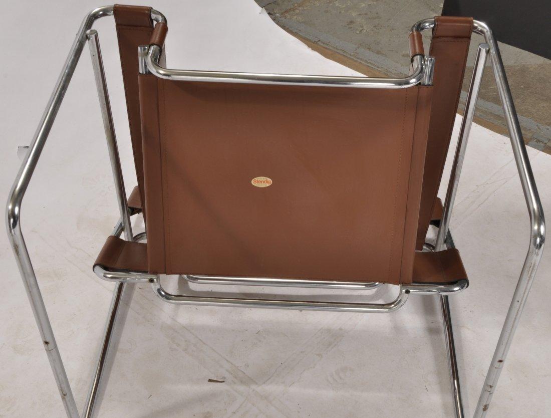 Marcel Breuer Wassily chairs, Stendig - 7
