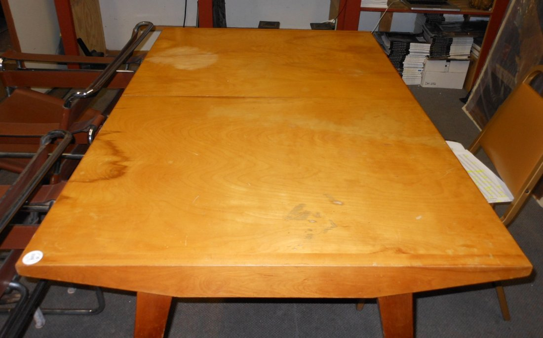 George Nakashima dining table, Knoll, model N-12 - 7