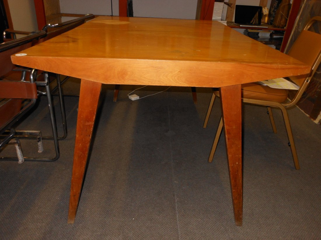 George Nakashima dining table, Knoll, model N-12 - 8