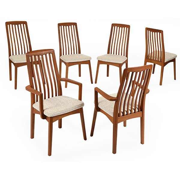 Benny Linden dining chairs