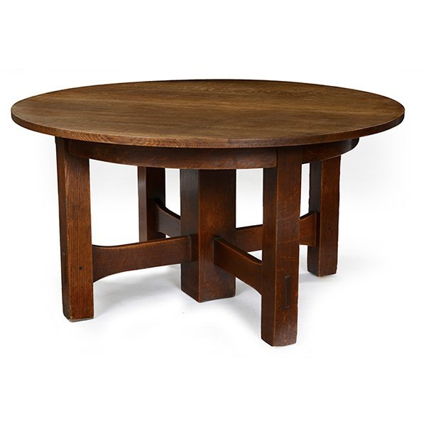Stickley dining table 634