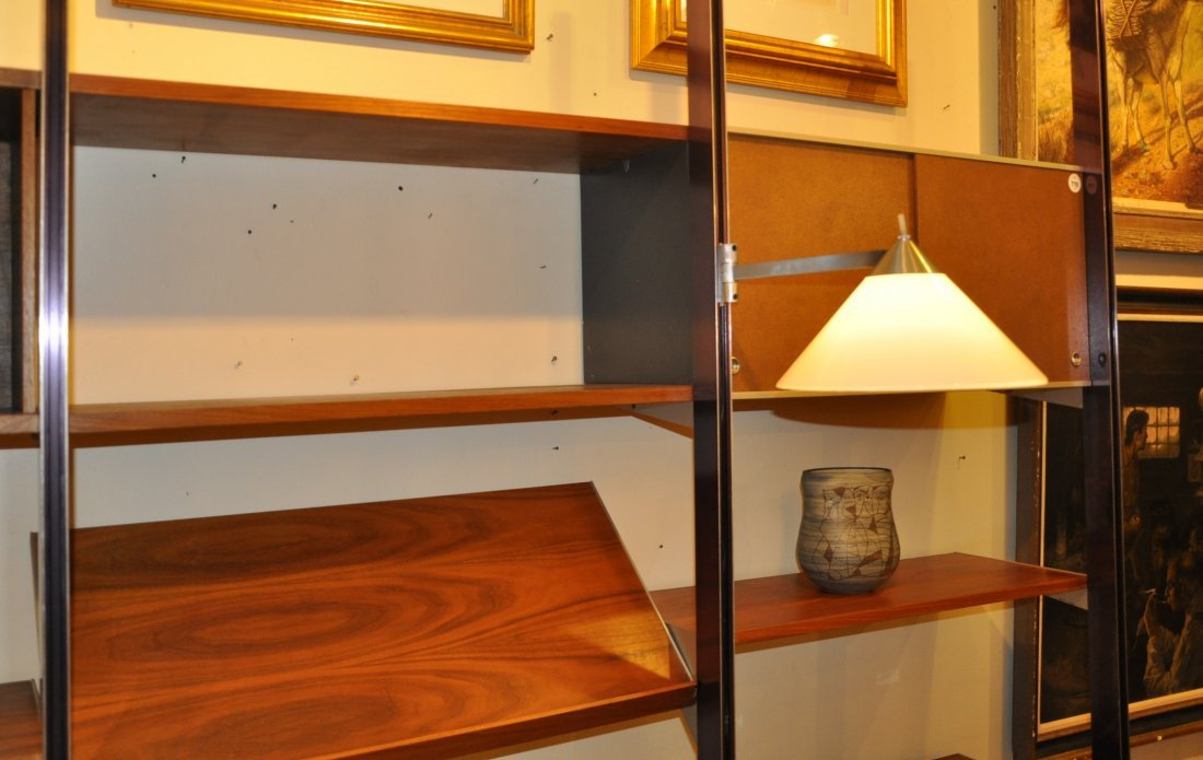 George Nelson CSS wall unit, by Herman Miller, 1960s - 4