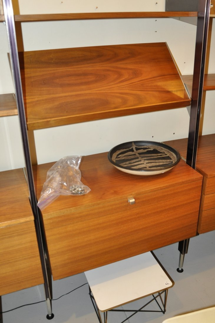 George Nelson CSS wall unit, by Herman Miller, 1960s - 5
