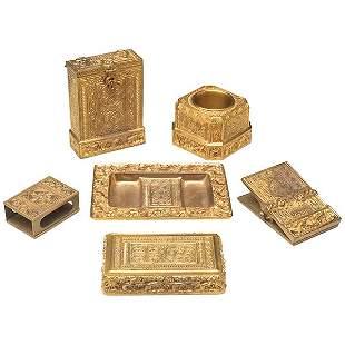Tiffany Studios, Venetian desk items