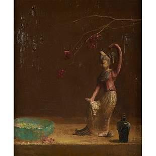 Hovsep Pushman, (American, 1877-1966), Dancing Girl