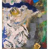 John Seery, (American, b. 1941), White Rimbaud, 1972,