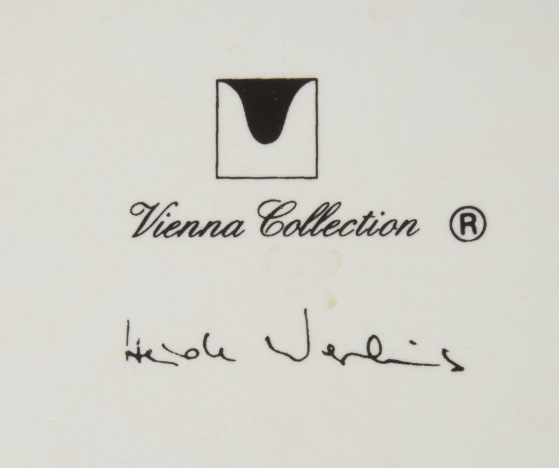 Heide Warlamis, Vienna Collection Martini set, ceramic, - 2