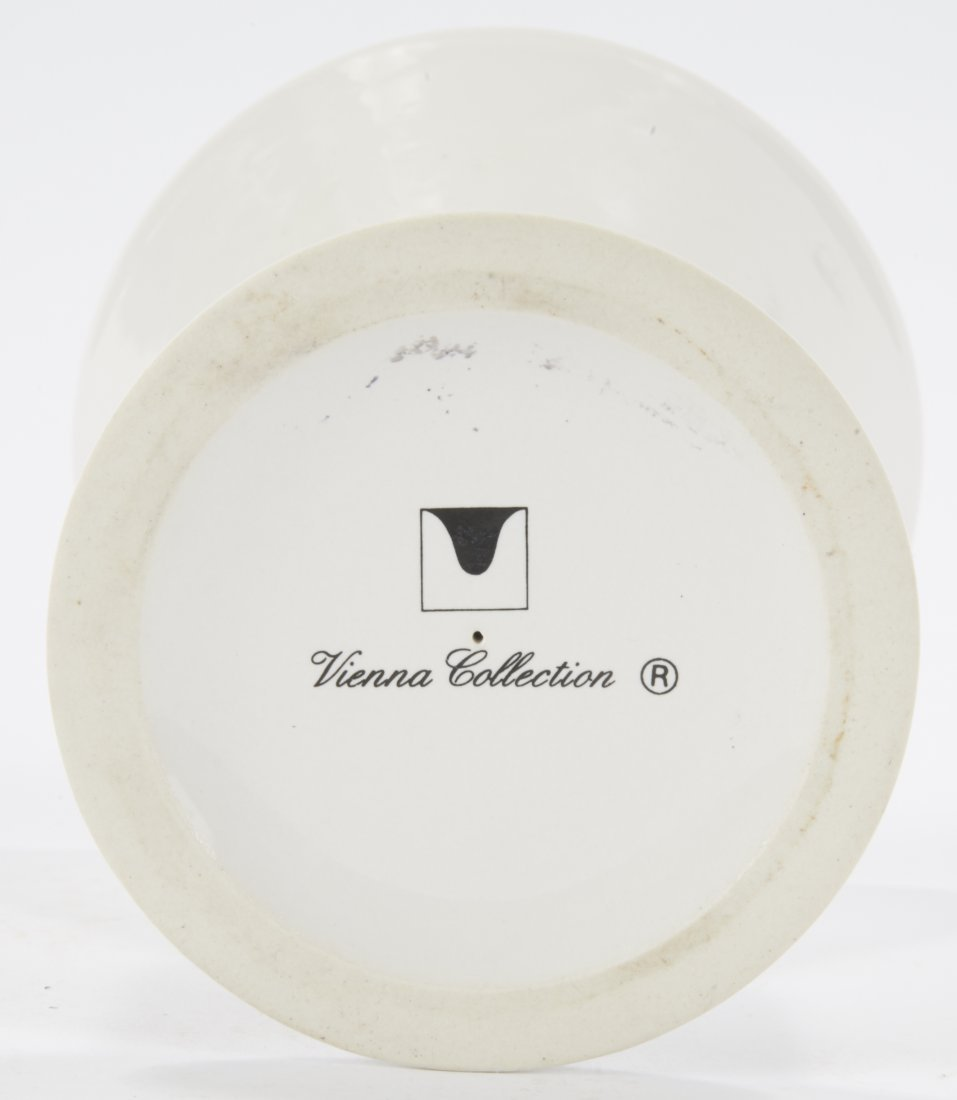 Heide Warlamis, Vienna Collection Martini set, ceramic, - 3