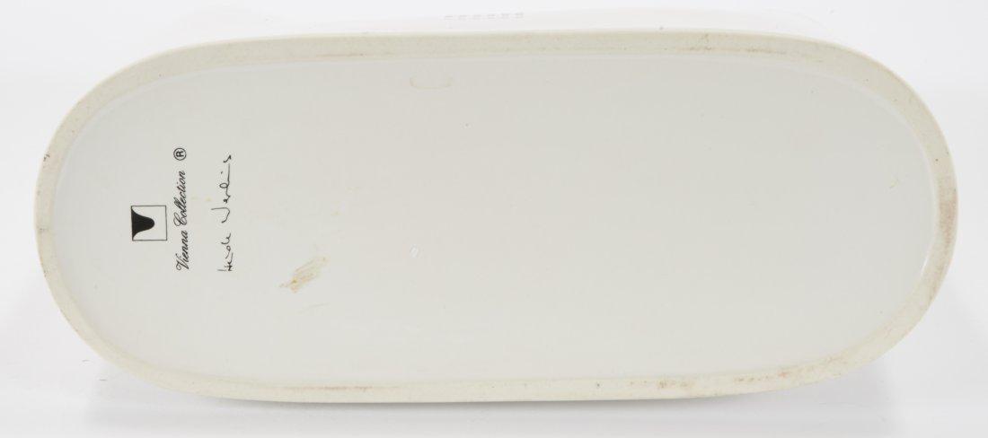 Heide Warlamis, Vienna Collection Martini set, ceramic, - 7