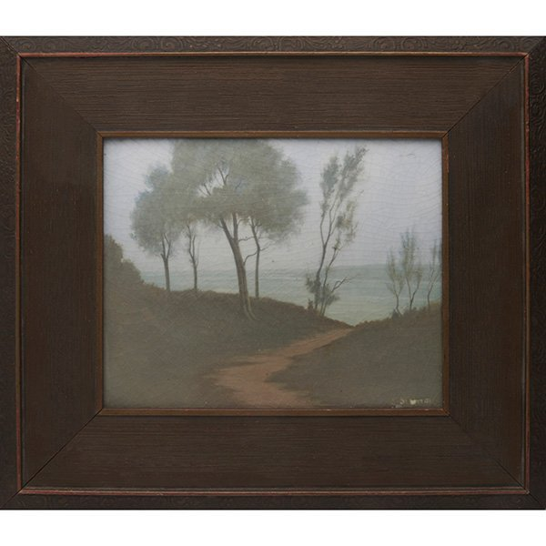 Charles (Carl) Schmidt (1875-1959) for Rookwood Pottery