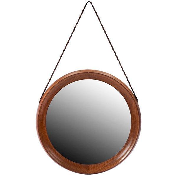 "Uno & Osten Kristiansson Luxus wall mirror 19.5"" dia. x"