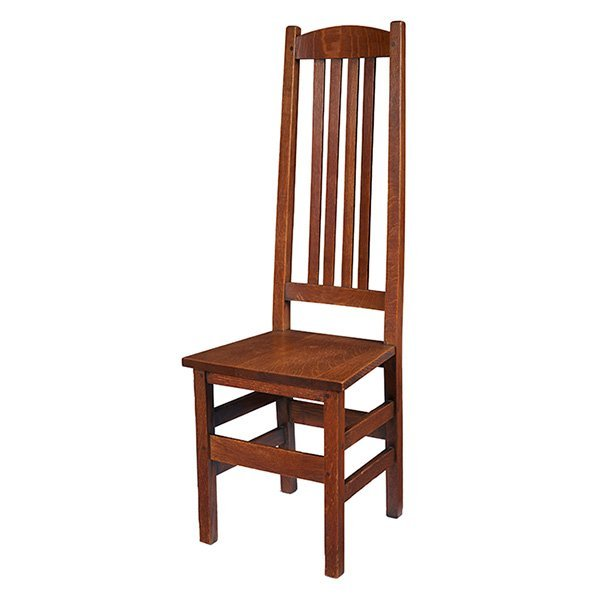 Stickley Brothers, attribution desk chair, similar to