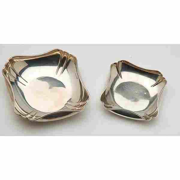 Julius Olaf Randahl (1880-1972) two bowls: #A 50 and
