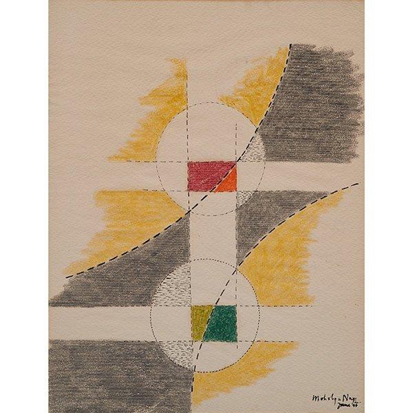 László Moholy-Nagy, (Hungarian, 1895-1946), Untitled,