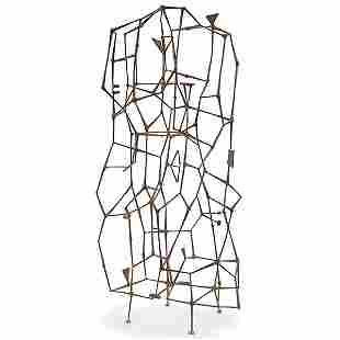 Harry Bertoia (1915-1978) Untitled (Constructural