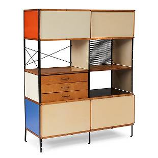 Charles & Ray Eames for Herman Miller ESU 400-c, 1st