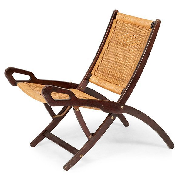 Ponti for Brevetti Reguitti Ninfea folding chair