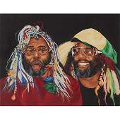Charles Lilly, (American, b. 1949), George Clinton,