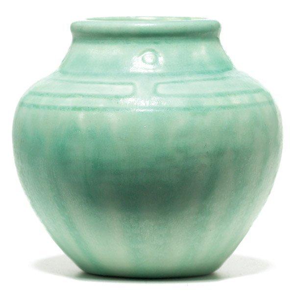 004: Rookwood vase, shouldered form