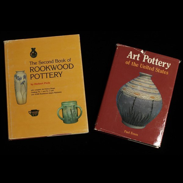 006: The Second Book of Rookwood Pottery, by Peck,