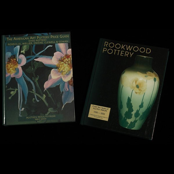 008: Rookwood Pottery Auction Results 1990-2002