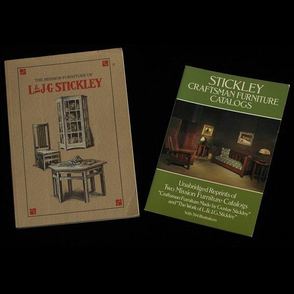 019: Stickley Craftsman Furniture Catalogs