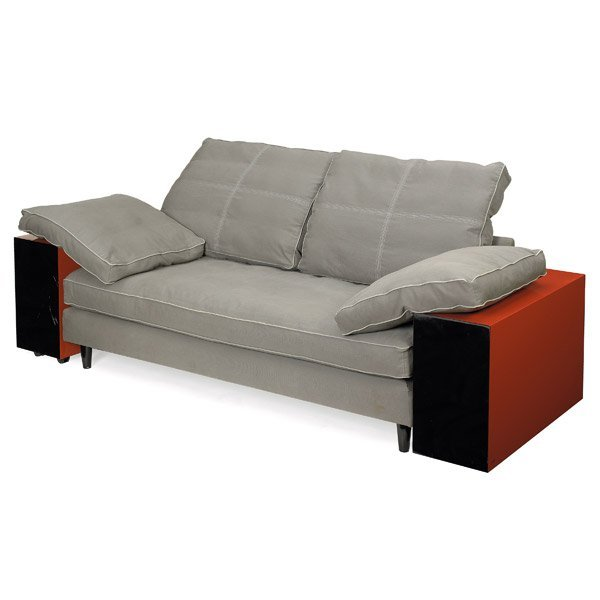 "946: Eileen Gray ""Lota"" sofa, by ClassiCon"
