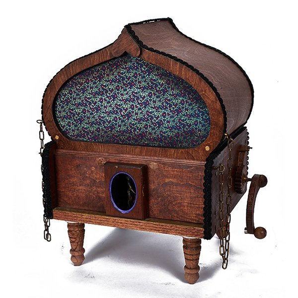 Thomas Kuntz (b. 1965) Torquemada's Nocturna automaton - 4