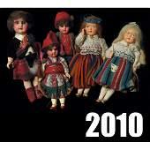 2010: Armand Marseille dolls, German painted