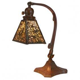 "The Handel Lamp Company Pine Needle Desk Lamp 16""h X"