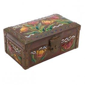 """Ando Workshops Jewelry Box 3.5""""h X 8""""w"""